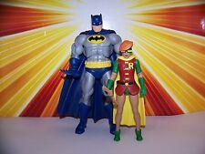 DC Multiverse Dark Knight Returns Batman + Carrie Kelley Robin DC Universe