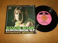SANDIE SHAW - EP SPAIN PYE 337-36 / LISTEN - GIRL POPCORN