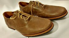 NEW Timberland Mens Oxford Boot A1655 Potting Soil Brown Size 13 Originally $375