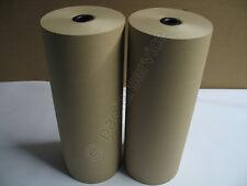 2 Rollen Packpapier 100gr/m², 50cm x 200lfm, 10kg