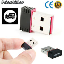 Ultra-small Wireless 150Mbps USB2.0 Adapter WiFi 802.11n 150M Network Lan Card &