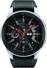 Samsung Galaxy Watch Sm-r800 46mm Silver Smartwatch Bluetooth WiFi GPS