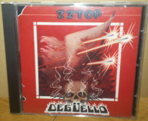 ZZ Top - Deguello - CD