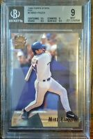 1999 Topps Stars Foil 247/299 #3 Mike Piazza BGS 9 Mint (2 9.5 subs)