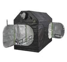 Hydroponics Loft Attic Green Box Bud Tent Grow 240 x 120 x 160cm Cube Roof Plant