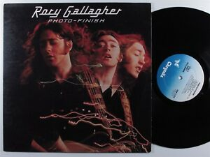 RORY GALLAGHER Photo-Finish CHRYSALIS LP VG+ **