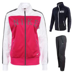 Nike Damen Sportjacken Sporthosen Trainingsbekleidung  Fitness Sport Freizeit