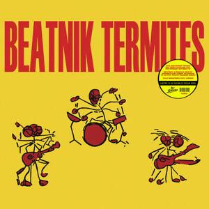 BEATNIK TERMITES HEY SUBURBIA RECORDS VINYLE NEUF NEW VINYL YELLOW LP REISSUE