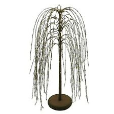 24-Inch Cream Pip Berry Weeping Willow Tree Country Vintage Seasonal Home Decor