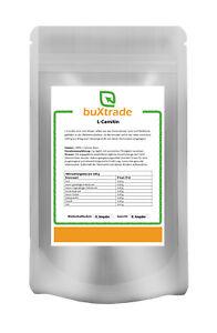 L-Carnitin Base Pulver   Aminosäure   Nutrition   L - Carnitin