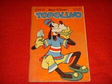 TOPOLINO LIBRETTO NUMERO 6 ORIGINALE ANNO 1949  MICKEY MOUSE WALT DISNEY