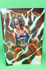 Grimm Fairy Tales GFT #76 Cover A Pasquale Qualano Comic Zenescope VF