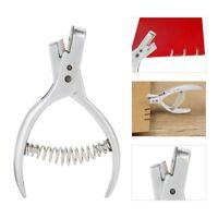 Garment Pattern Notcher Designer Tailors Steel Sewing Pliers Punch Marker Tool