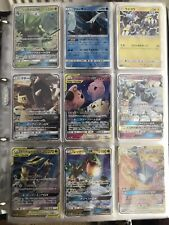 Lotto Pokemon SM12a Japanese Tag Team Gx - Moltrez Zapdos Articuno - Near Mint
