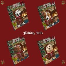 Christmas Stocking Hung Dog Cat Pet Photo 50x60 Fleece Blanket Gifts
