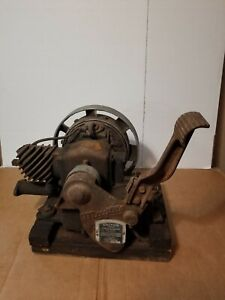 MAYTAG MODEL 19 GAS ENGINE HIT & MISS WASHING MACHINE ENGINE ANTIQUE VINTAGE
