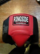 Ringside No Foul Boxing Groin Protector. Genuine Leather.