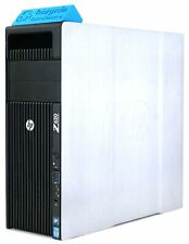 HP Z620 V2 Win 10 Workstation E5-2660 2.2GHz 8 Core 24GB RAM Quadro FX580