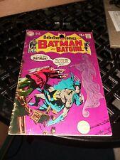 Detective Comics #397 dc comics 1970 Batman Batgirl Neal Adams bronze age cover