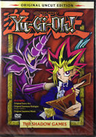 Yu-Gi-Oh The Shadow Games Vol. 1 NEW DVD Original Uncut Edition Childrens Series