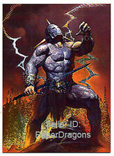 KEN KELLY Series 2 - Metallic Storm Chase Card MS#3 - The Defiant