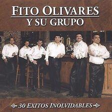 Olivares, Fito 30 Exitos Inolvidables CD