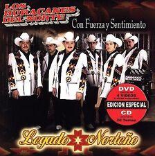 NEW - Legado Norteno by Los Huracanes Del Norte