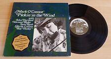 MARK O'CONNOR - PICKIN' IN THE WIND - LP 33 GIRI GATEFOLD - USA PRESS