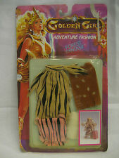 1984 Galoob Golden Girl  Wild One Forest Fantasy outfit MOC costume accessory !!