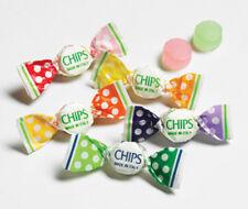 Menthol Fruit Chips Chipurnoi Italian Cough Drop Candy Gourmet Assorted 1lb 1 lb