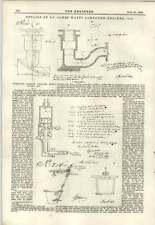 1890 SS James Watt composto i motori 1829 Lister Frantumatore