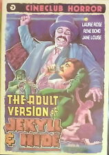 THE ADULT VERSION OF JEKYLL & HIDE - Raymond DVD Rose Bond Louise