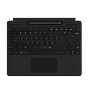 Microsoft Surface Pro X Signature Keyboard with Black Slim Pen