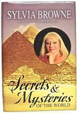 SYLVIA BROWNE — SECRETS & MYSTERIES OF THE WORLD — HAY HOUSE hardcover (2005)
