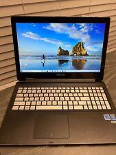 ASUS Q502L Premium 2-in-1 Touchscreen Laptop 15