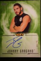 Johnny Gargano 2017 Topps WWE Undisputed Green Auto /25 NXT Autograph Rare
