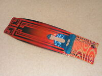 Seismic Buhder Skateboard Deck Ltd Edition Signed