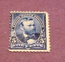 US Stamp Scott# 281 Grant 1898  MH  C230