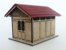 TT Modelltec /IGRA 60 1600 02 Lasercutbausatz: Kleines Toilettenhäuschen