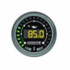Innovate Motorsports MTX Digital Oil Temperature&Pressure Gauge Kit (0-150psi)