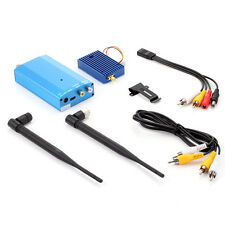 1.3G 4CH Wireless AV Sender Audio Video Transmitter Receiver Set TV Transceiver