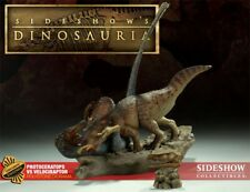 Sideshow Protoceratops VS Velociraptor diorama Exclusive #2000771 new sealed