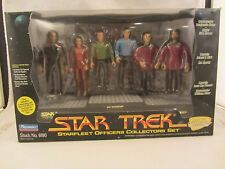 Star Trek - Starfleet Officers Collectors Edition #007485 Nib (317Dj22) 6190