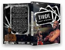 Virgil Shoot Interview Wrestling DVD, WCW WWF WWE