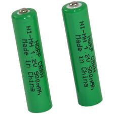 HQRP 2 baterias para Panasonic KX-TG6445T KX-TG6473PK KX-TG6511 6511B KX-TH121