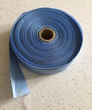 Light Blue Double Sided Satin Ribbon 5.08cm width 45m available