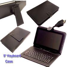 "PU Lether Stand Case Built-In Keyboard For Windows VIGLEN CONNECT 9 8.9"" Tablet"