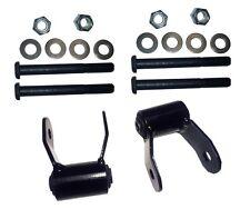 88-98 GM C1500/K1500 REAR Lift Shackles w/ Hardware