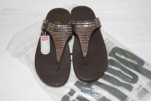 Fit Flop Aztec Chada Brown sandal UK 8 (full details coming)                   1