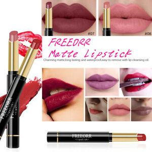 FERRORR Lipstick Liquid Velvet Lips Make up Matte Lip Gloss Long Lasting Makeup
